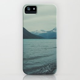 Kenai Lake iPhone Case