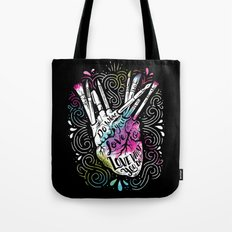 A Heart For Art Tote Bag