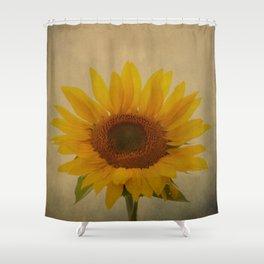 Sun Giant Shower Curtain