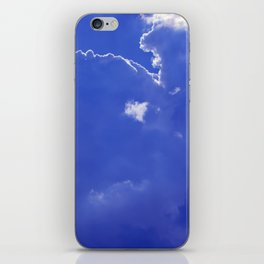 Clouds over Baden-Wurttemberg iPhone Skin