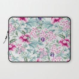 Floral Pattern 3 Laptop Sleeve