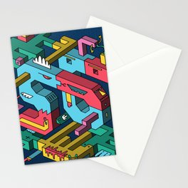 Font of all Known Ledges Stationery Cards