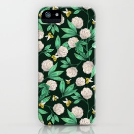 Clover Patch iPhone Case