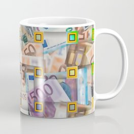 Economic relationship light ... Coffee Mug