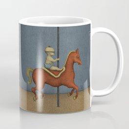 Road to Nowhere - Panel 1 Coffee Mug