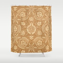 Victorian Pattern Shower Curtain