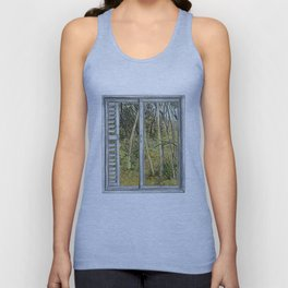 Alternatview - wood Unisex Tank Top
