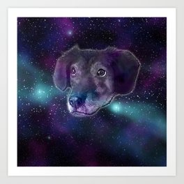 SpaceMar Art Print