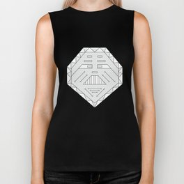 Robot technology #society6 #decor #buyart #artprint Biker Tank