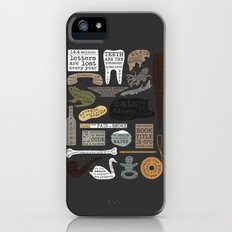 22 Facts - Useful Facts iPhone (5, 5s) Slim Case