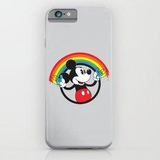 Mickey Rainbow Slim Case iPhone 6s