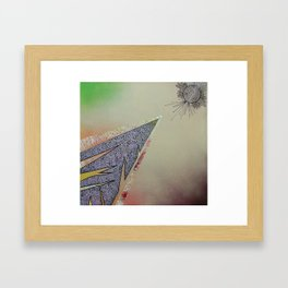 The hive Framed Art Print