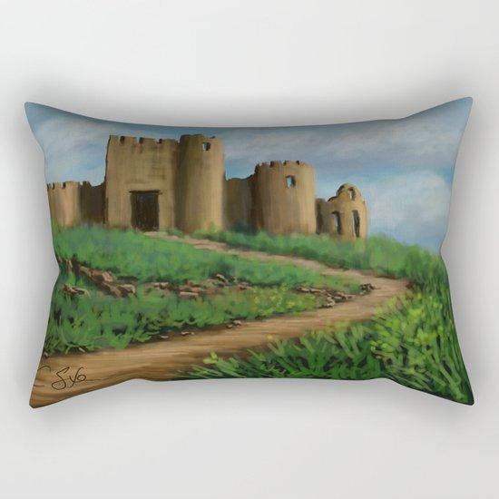 Still Standing DP160123b Rectangular Pillow