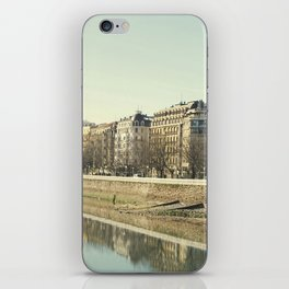 Along The River iPhone Skin