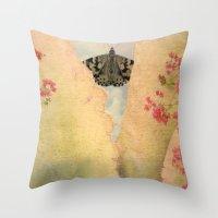 arizona Throw Pillows featuring Arizona by sandi daniel
