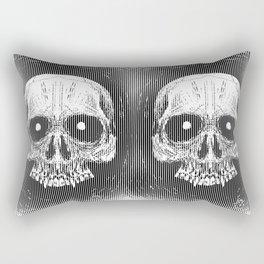 Calaca or Skull Rectangular Pillow