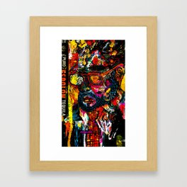 Call It George Framed Art Print