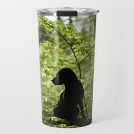 Spring Forest Travel Mug