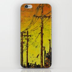 Maple Sunset iPhone & iPod Skin