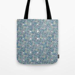 Color weave Tote Bag