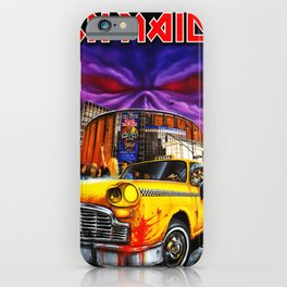 iron new york maiden 2021 iPhone Case