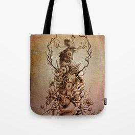 Cute Totem Tote Bag