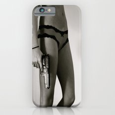 Bad Ass Babe iPhone 6s Slim Case