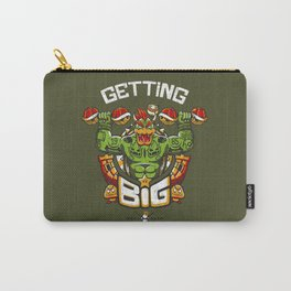 Getting Big Green Bowser Carry-All Pouch