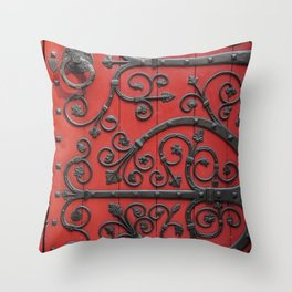 Saint Mark's Throw Pillow