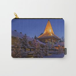 Waiting for Santa. Carry-All Pouch