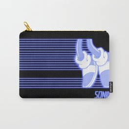 Sonic Moonwalker  Carry-All Pouch