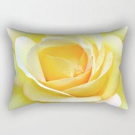 Peace Rose Rectangular Pillow