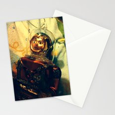 Vintage Christmas Astronaut Stationery Cards