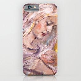 Virgo Clemens iPhone Case