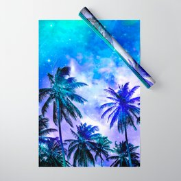 Summer Night Dream Wrapping Paper