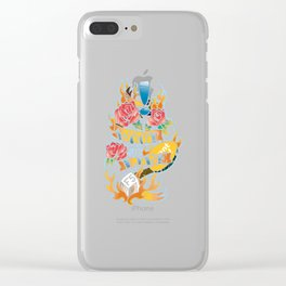 Woot to Live Clear iPhone Case