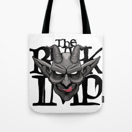 The Black Imp 02 Tote Bag