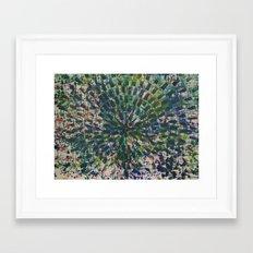RGB Colorwheel Framed Art Print