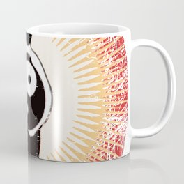 Yin and Yang, Tai chi, Chinese philosophy and culture, meditation, Coffee Mug