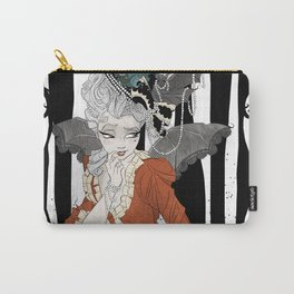 Madame Batshit Carry-All Pouch