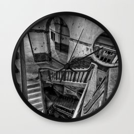 Never Ending Stairs Wall Clock