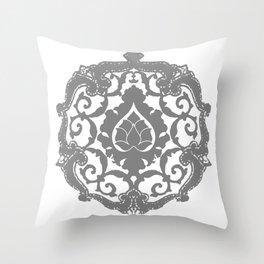 Renaissance Bronzino Decoration Throw Pillow
