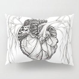 Butterfly Heart Pillow Sham