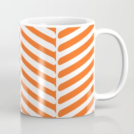 Tribal Leaves Coffee Mug