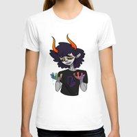 homestuck T-shirts featuring Homestuck Gamzee by insomniac zach