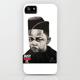 Just Fade It iPhone Case