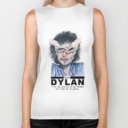 Bob Dylan Biker Tank