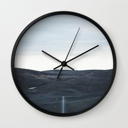 Midnight Driving part 2 Wall Clock