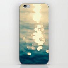 Blurred Tides iPhone & iPod Skin