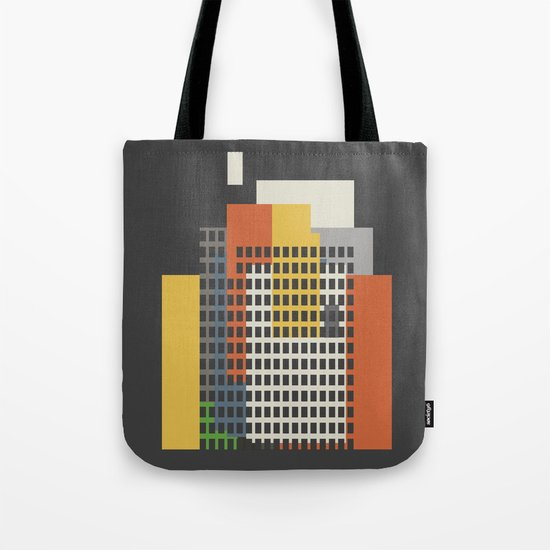 architecture and morality Tote Bag